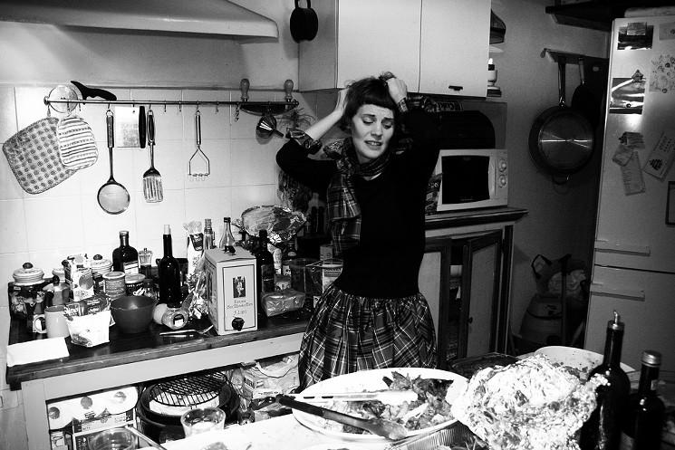 cucina ansia